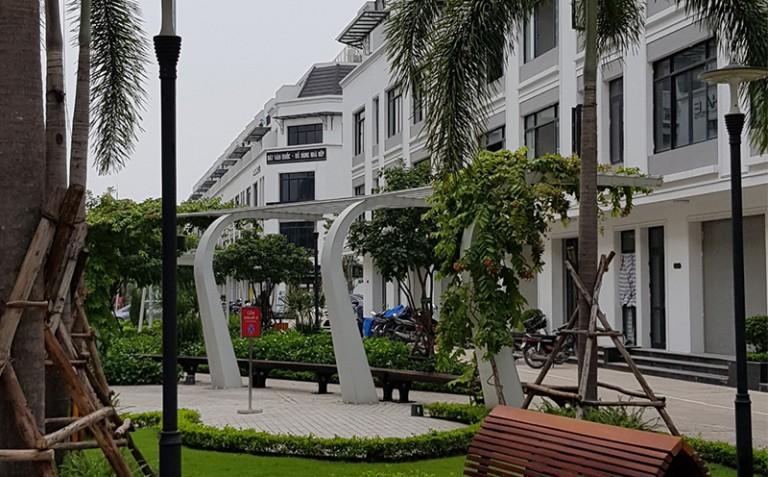 Anh Đồng - Thi công phào chỉ PU biệt thự Vinhome Gardenia Mỹ Đình