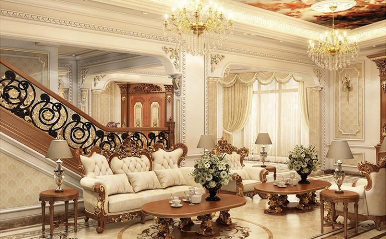 Anh Hiển - Thi công phào chỉ PU lâu đài Tp. Ninh Bình