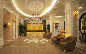 Vì sao thiết kế nội thất khách sạn tân cổ điển ngày càng HOT?