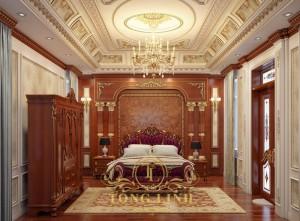 Báo giá thi công nội thất tân cổ điển châu Âu | Đơn vị 10+ năm kinh nghiệm