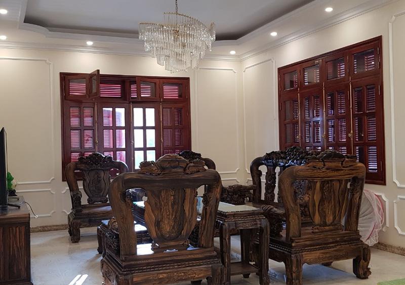 Công trình chị Duyên - Đan Phượng, Hà Nội